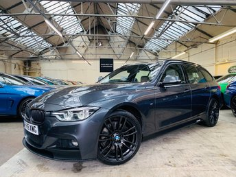 2016 BMW 3 SERIES 3.0 330d M Sport Touring Auto xDrive (s/s) 5dr £17991.00
