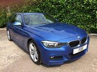 2012 BMW 3 SERIES 2.0 320D M SPORT TOURING 5d 181 BHP £9975.00