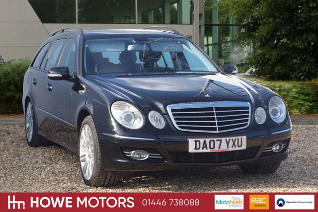 2007 07 MERCEDES-BENZ E CLASS 3.0 E280 CDI SPORT 5d AUTO 187 BHP 7 SEATER COMAND NAVIGATION FULL HTD LEATHER BLUETOOTH PDC CRUISE PANORAMIC SUNROOF
