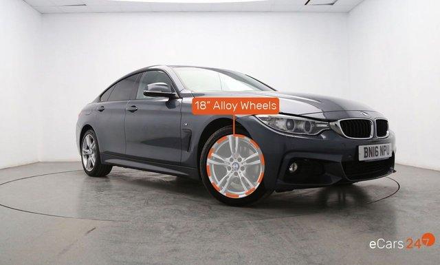 BMW 4 SERIES at Georgesons