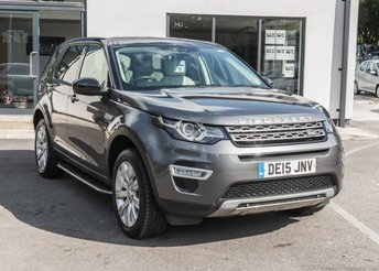 2015 LAND ROVER DISCOVERY SPORT 2.2 SD4 HSE LUXURY 5d AUTO 190 BHP £22990.00