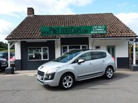 2009 PEUGEOT 3008 2.0 HDI EXCLUSIVE 5d 150 BHP £3995.00
