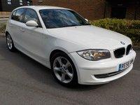 2008 BMW 1 SERIES 1.6 116I EDITION ES 5d 121 BHP £SOLD