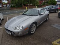 USED 2005 05 JAGUAR XF 4.2 COUPE 2d AUTO 292 BHP