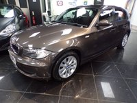 USED 2009 BMW 1 SERIES 2.0 118D ES 5d 141 BHP