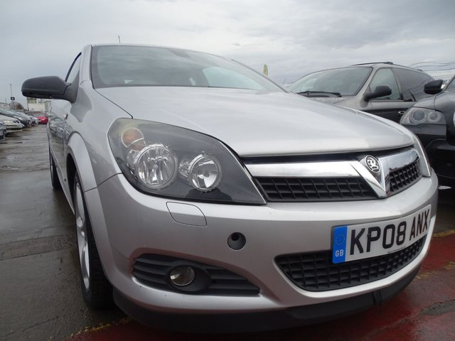 USED 2008 08 VAUXHALL ASTRA 1.8 SRI 1 YEAR MOT DRIVES A1