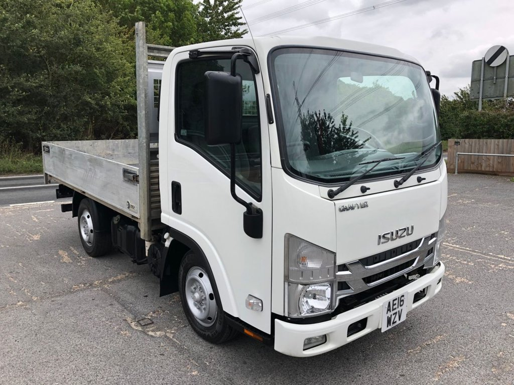USED 2016 16 ISUZU TRUCKS GRAFTER 3.0 N35.120S DROPSIDE (120 BHP)
