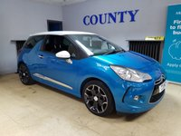 USED 2013 13 CITROEN DS3 1.6 E-HDI AIRDREAM DSPORT 3d 111 BHP * TWO OWNERS WITH HISTORY *
