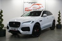 Used JAGUAR F-PACE for sale in Newport