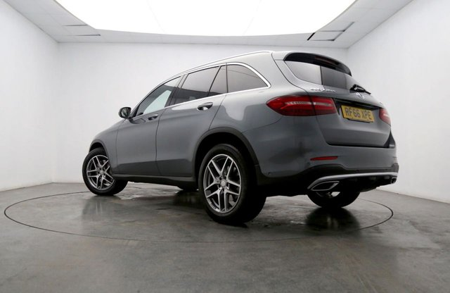 MERCEDES-BENZ GLC-CLASS at Georgesons