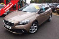 USED 2014 14 VOLVO V40 1.6 D2 CROSS COUNTRY LUX 5d 113 BHP *****12 Months Warranty*****
