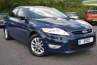 2011 FORD MONDEO 2.0 ZETEC TDCI 5d 138 BHP £2999.00