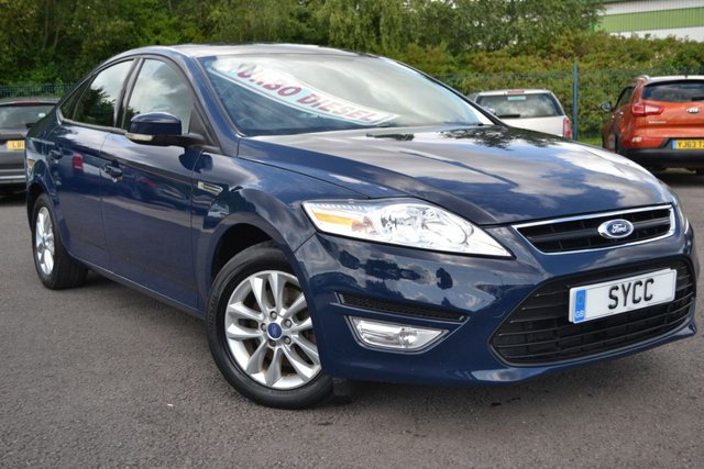 USED 2011 11 FORD MONDEO 2.0 ZETEC TDCI 5d 138 BHP 12 MONTHS MOT ~ 6 MONTHS WARRANTY ~ 6 MONTHS BREAKDOWN COVER ~ ENGINE SERVICE