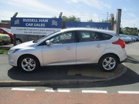 USED 2012 61 FORD FOCUS 1.6 ZETEC 5d 104 BHP 2 Owner Car . 6 Stamps Of Service History. New MOT & Full Service Done on purchase + 2 Years FREE Mot & Service Included After . 3 Months Russell Ham Quality Warranty . All Car's Are HPI Clear . Finance Arranged - Credit Card's Accepted . for more cars www.russellham.co.uk  Spare Key & Owners Book Pack..