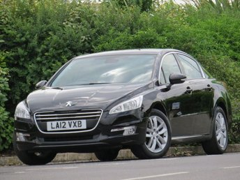2012 PEUGEOT 508 1.6 THP ACTIVE £4490.00
