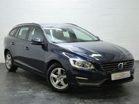 2014 VOLVO V60 1.6 D2 BUSINESS EDITION 5d 113 BHP £5395.00