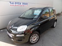2015 FIAT PANDA 0.9 TWINAIR EASY 5d 85 BHP 1 LADY OWNER ONLY 8000 MILES £5995.00