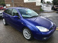 2004 FORD FOCUS 2.0 ST 170 5d 173 BHP £SOLD