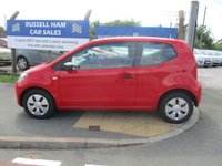 USED 2013 63 VOLKSWAGEN UP 1.0 TAKE UP 3d 59 BHP 3 Stamps Of Service History. £20 Yearly Road Tax. 1 Owner Car. New MOT & Full Service Done on purchase + 2 Years FREE Mot & Service Included After . 3 Months Russell Ham Quality Warranty . All Car's Are HPI Clear . Finance Arranged - Credit Card's Accepted . for more cars www.russellham.co.uk  Spare Key & Owners Book Pack..