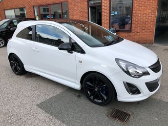 2014 VAUXHALL CORSA 1.2 LIMITED EDITION 3DOOR 83 BHP £5250.00