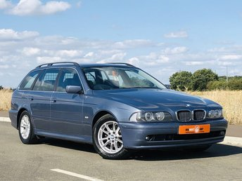 View our BMW 525d
