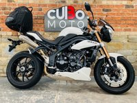 USED 2011 11 TRIUMPH SPEED TRIPLE 1050 Mivv Exhausts
