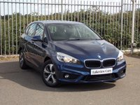 2016 BMW 2 SERIES 2.0 218D SE ACTIVE TOURER 5d 148 BHP £10945.00