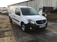USED 2014 64 MERCEDES-BENZ CITAN 1.5 109 CDI BLUEEFFICIENCY LWB 90 BHP