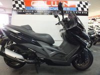 USED 2014 14 KYMCO XCITING 399cc XCITING 400i  CHEAP COMMUTER SCOOTER