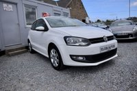 2012 VOLKSWAGEN POLO Match 1.4 3dr ( 85 bhp )