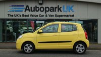 USED 2010 10 KIA PICANTO 1.1 STRIKE 5d 64 BHP 25% DEPOSIT SHORTFALL SHORT TERM FINANCE AVAILABLE TO ALL (NO CREDIT CHECKS)  *