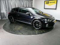 USED 2017 17 VOLKSWAGEN SCIROCCO 1.4 GT TSI BLUEMOTION TECHNOLOGY 2d 123 BHP £0 DEPOSIT AVAILABLE, AIR CONDITIONING, AUX INPUT, BLUETOOTH CONNECTIVITY, COLOUR DISPLAY SCREEN, CLIMATE CONTROL, DAB RADIO, ELECTRONIC PARKING BRAKE, STEERING WHEEL CONTROLS, SAT-NAV, PARKING SENSORS, TRIP COMPUTER