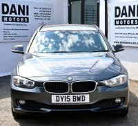 USED 2015 15 BMW 3 SERIES 2.0 320d EfficientDynamics Business Edition Touring (s/s) 5dr 1 OWNER*SATNAV*REV CAMERA*