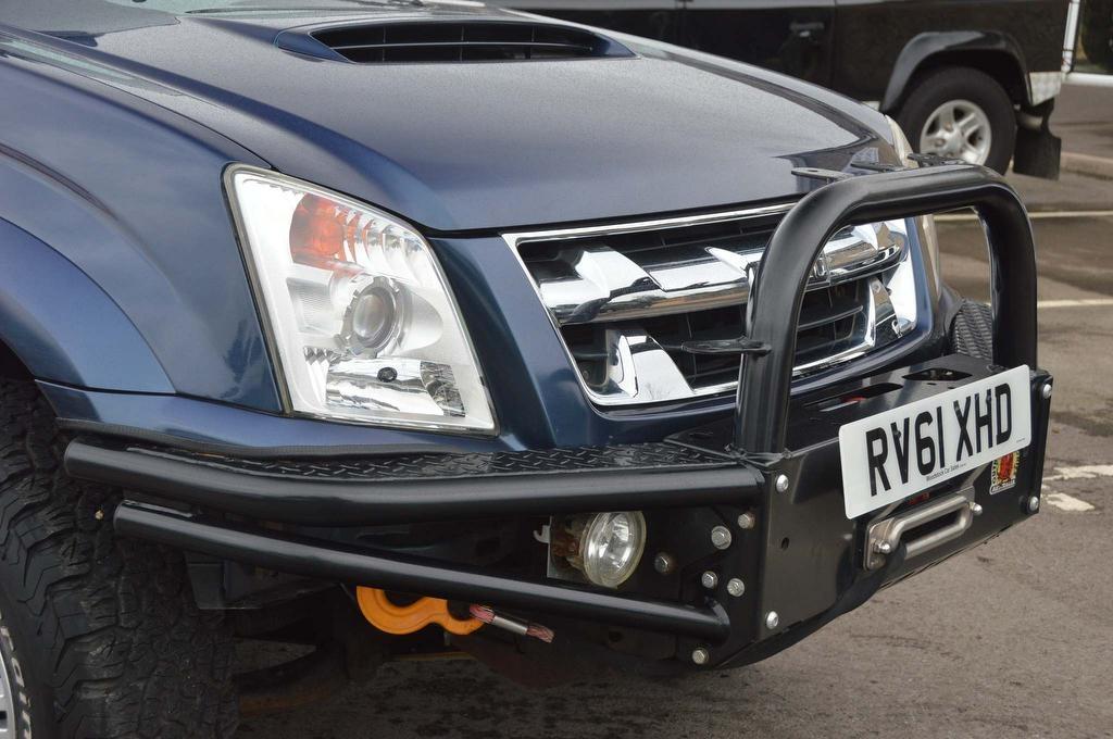 Isuzu Rodeo 2 5 TD Denver Max Crewcab Pickup 4WD 4dr £9,990