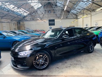 2015 BMW 4 SERIES 2.0 420d M Sport Gran Coupe (s/s) 5dr £12991.00