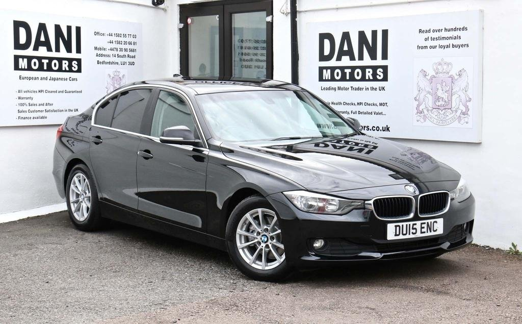 USED 2015 15 BMW 3 SERIES 2.0 320d EfficientDynamics BluePerformance Business Edition (s/s) 4dr 1 OWNER*SATNAV*PARKING AID*