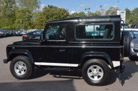 USED 2010 10 LAND ROVER DEFENDER 2.4 TDi XS 4X4 3dr AIR CON*EXCELLENT CONDITION