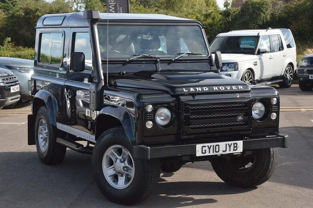 View our LAND ROVER DEFENDER