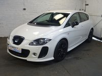2012 SEAT LEON 2.0 SUPERCOPA FR PLUS CR TDI 5d 168 BHP £9390.00