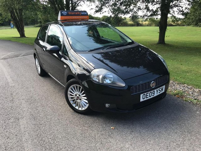 2009 Fiat Grande Punto GP £2,795