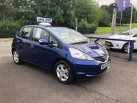 USED 2010 60 HONDA JAZZ 1.3 I-VTEC ES 5d 98 BHP ONE OWNER FROM NEW. ONLY 15000 MILES. FULL SERVICE HISTORY.