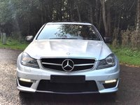 USED 2014 11 MERCEDES-BENZ C CLASS 6.2 C63 AMG 4d AUTO 457 BHP