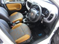 USED 2014 14 FIAT PANDA 0.9 TWINAIR ANTARCTICA 5d 85 BHP 4x4 yes only 4550 miles