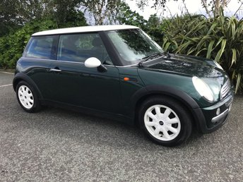 2004 MINI HATCH COOPER 1.6 COOPER 3d 114 BHP £1995.00