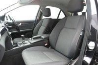 USED 2013 62 MERCEDES-BENZ C CLASS 1.8 C180 BLUEEFFICIENCY SE 4d 155 BHP Parking Sensors- Bluetooth-AUX