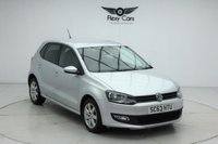 USED 2014 63 VOLKSWAGEN POLO 1.4 MATCH EDITION DSG 5d AUTO 83 BHP