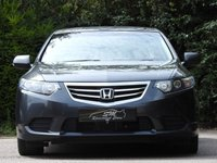 USED 2013 13 HONDA ACCORD 2.2 I-DTEC ES 4d 148 BHP FSH A/C OVER 50 MPG VGC