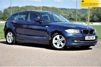 USED 2011 61 BMW 1 SERIES 2.0 118d SE 5dr LOW GENUINE MILEAGE