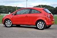 USED 2014 14 VAUXHALL CORSA 1.2 i VVT 16v Excite 3dr AA wrty LOW MILEAGE 1st car