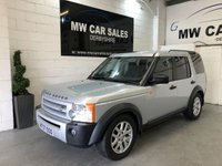 2007 LAND ROVER DISCOVERY 2.7 3 TDV6 XS 5d AUTO 188 BHP £5991.00